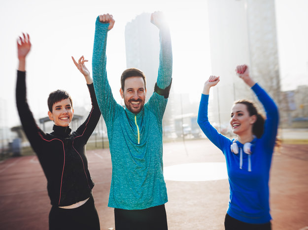 Happy New Year From Fitbiznow – Some Great Tips to Get Back to Fitness