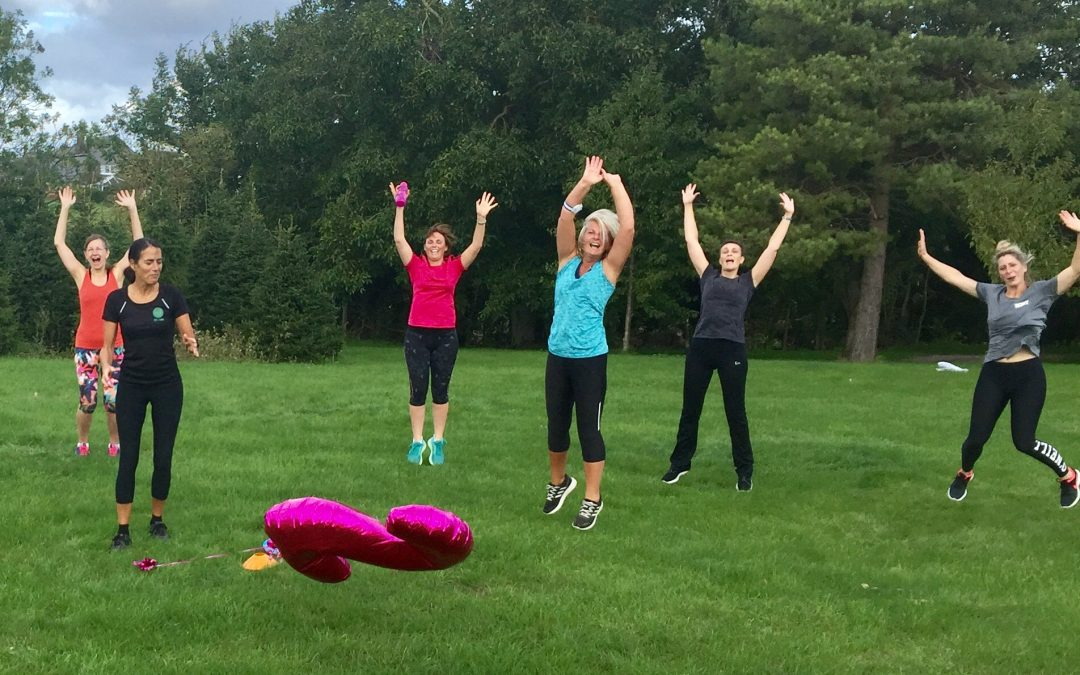 Running in the family – Striding out after the lockdown